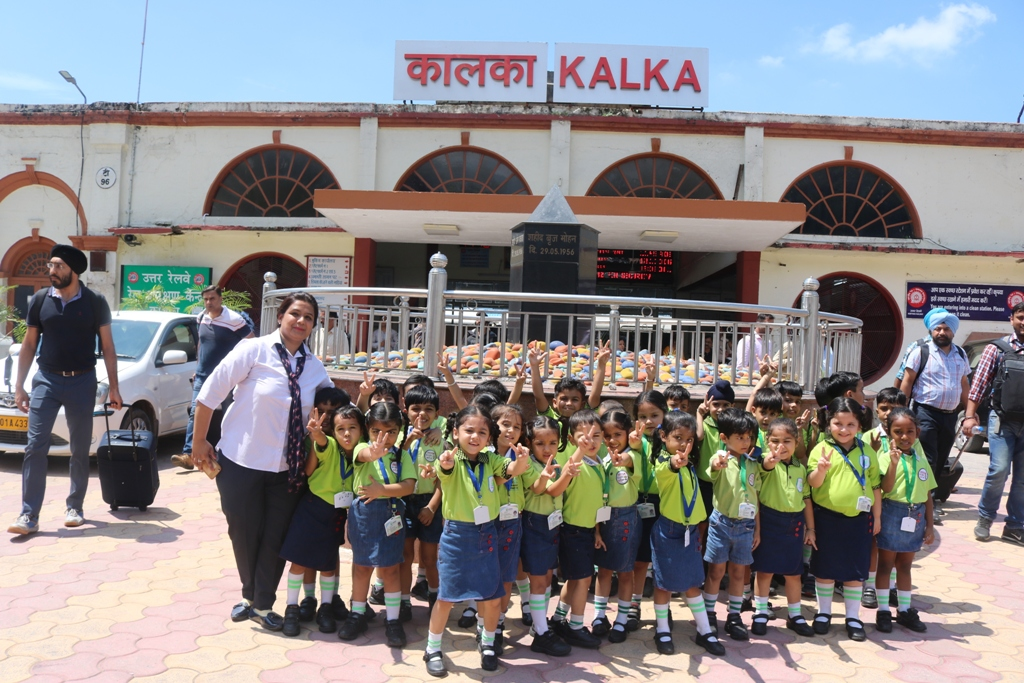 Best School in Kalka