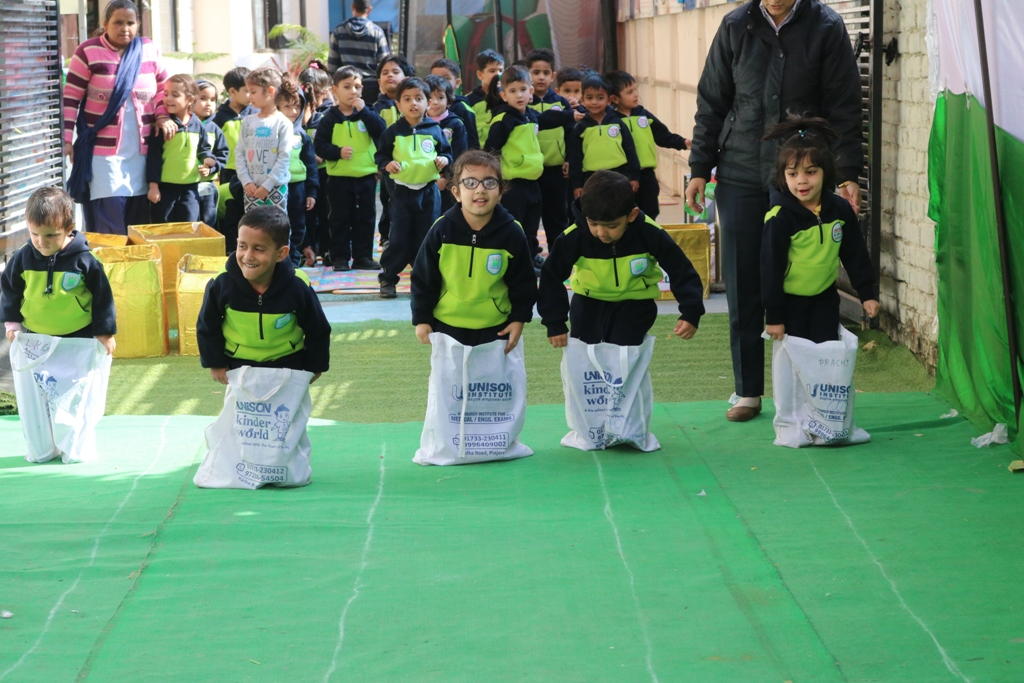Sports Competition Nursery
