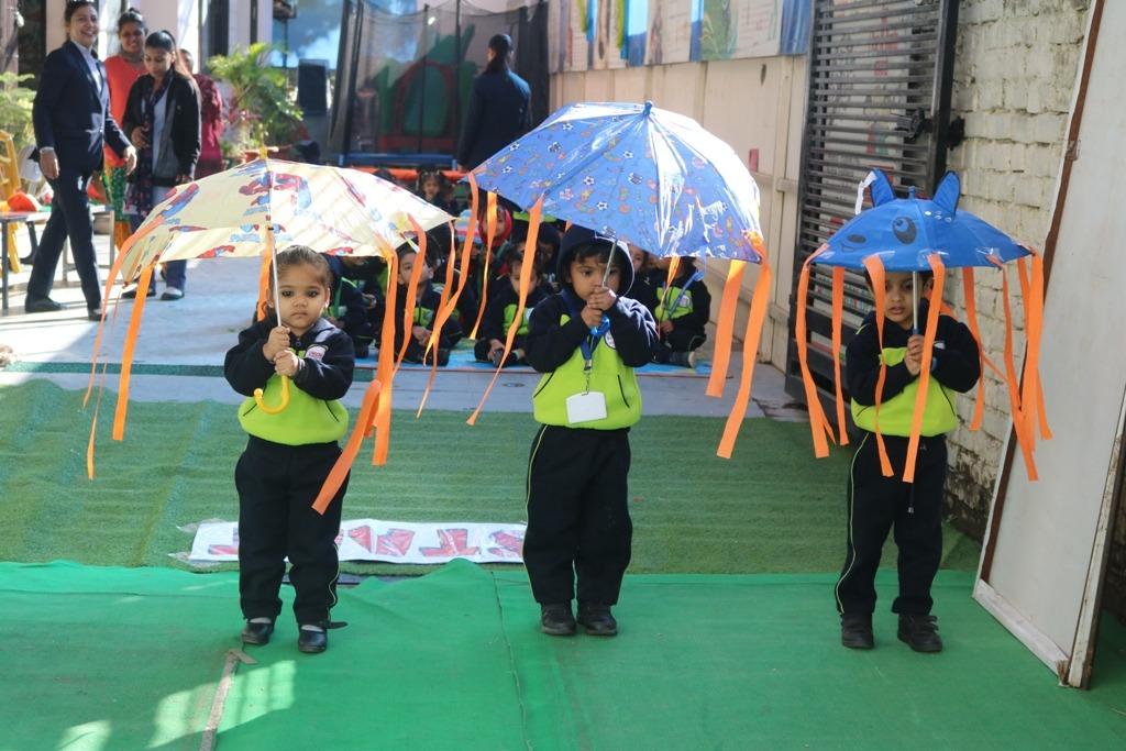 Schools in Pinjore