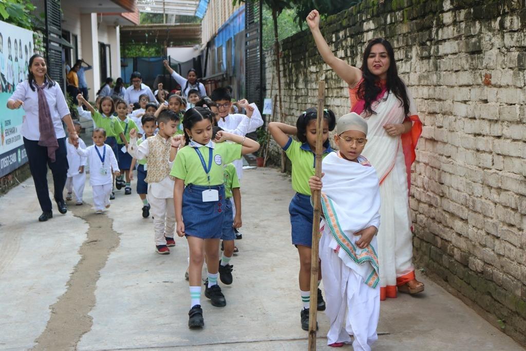 Preparatory school near kalka