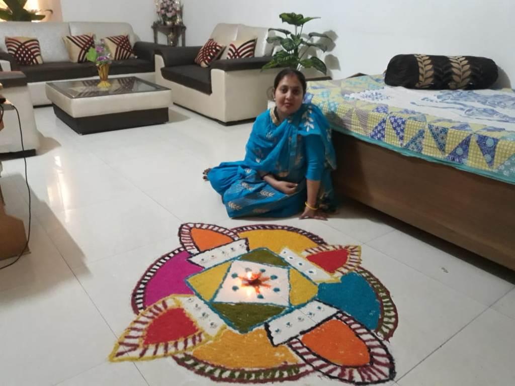 Diwali Rangoli Competition