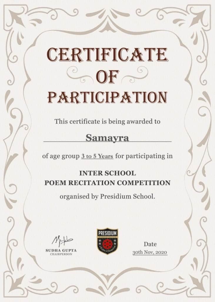 Best play school in Pinjore