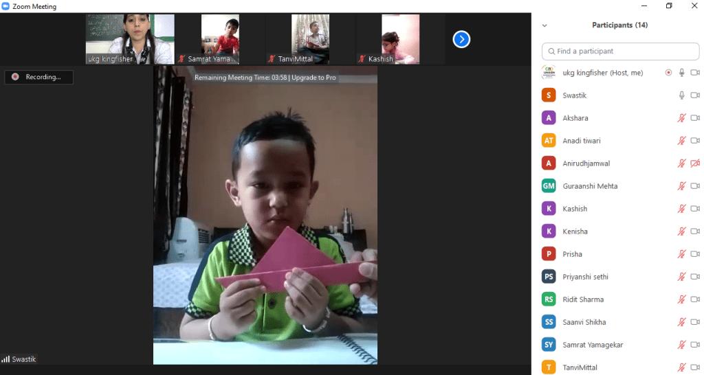 Origami Activity
