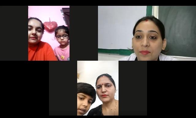 PFM (Parents Facilitator Meeting)